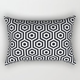 Nuts and Bolts Rectangular Pillow