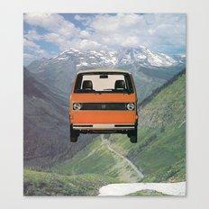 Car Ma Ged Don Canvas Print