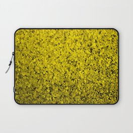 yellow cluster Laptop Sleeve