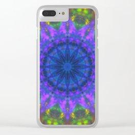 Opal Dreams Clear iPhone Case