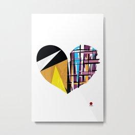 MUCH LOVE  2 Metal Print