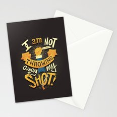My Shot Stationery Cards