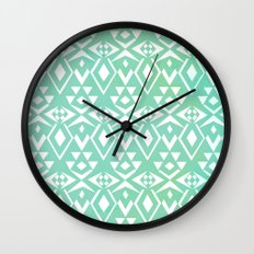 Ancient Tribe Wall Clock