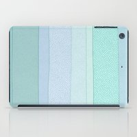 polkadot iPad Cases featuring Polkadot Madness by Anita Ivancenko