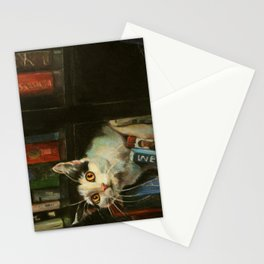 The Writer's Cat Stationery Cards