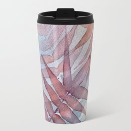 Leaf, watercolor Travel Mug