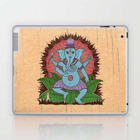 peace ganesh Laptop & iPad Skin