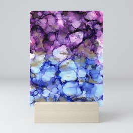 NEW Alcohol Ink Versus Mini Art Print