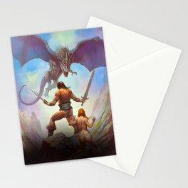 Goranth1-NoText Stationery Cards