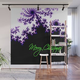 Stars for a Bright Christmas Wall Mural