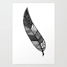 Feather 2 Art Print