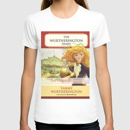 The Little Doll Girl: Cover T-shirt