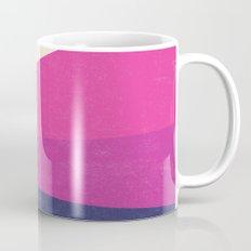 Stripe IV Violet Ray Mug