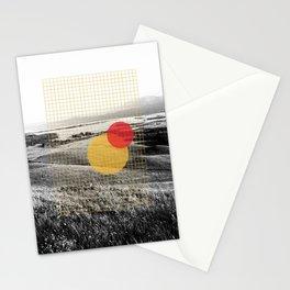 Montana plain Stationery Cards