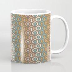 Honeycomb IKAT - Cocoa Mug