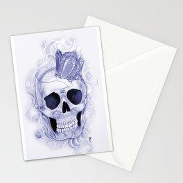 Sonho de Morte Redux (Indigo) Stationery Cards