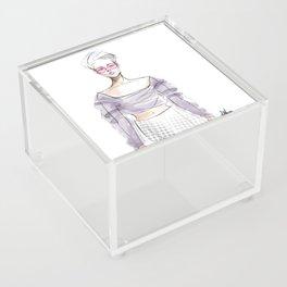 Sheer Imagination Acrylic Box