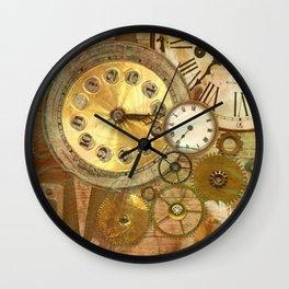 The Clocks Wall Clock