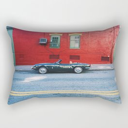 Roadster Rectangular Pillow