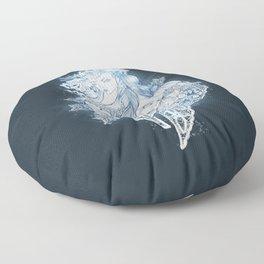 Mermaids Floor Pillow