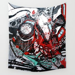 Atto di colore #4 Wall Tapestry
