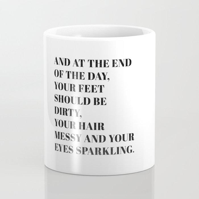 and at the end Coffee Mug