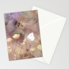 Butterfly Rain Stationery Cards