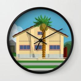 160 Suburbia Series Wall Clock
