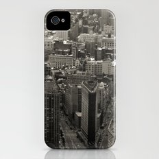 Old Downtown Slim Case iPhone (4, 4s)