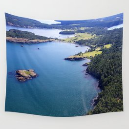 islands Wall Tapestry