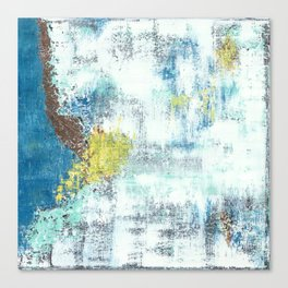 Frequency Canvas Print