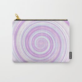 Re-Created Spin Painting No. 14 by Robert S. Lee Carry-All Pouch