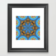 Regal Framed Art Print