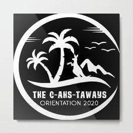 Orientation 2020 Logo Metal Print