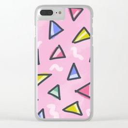 Tri Clear iPhone Case