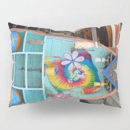 Beach Bum Cafe Pillow Sham