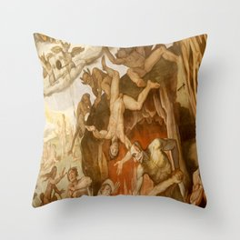 Brunelleschi Cupola, Florence Duomo Throw Pillow