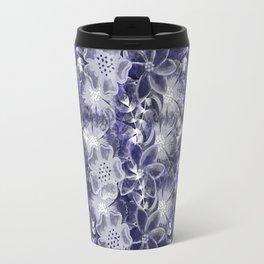 Floral Wish Travel Mug