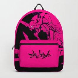 122 Eva Pink Backpack