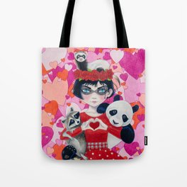 Love Bandits Tote Bag