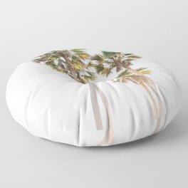 California Palms Floor Pillow