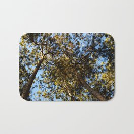 EVENING PINES Bath Mat