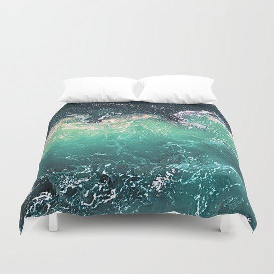 Ocean1 Duvet Cover