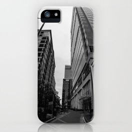 Winding Pathway Charlotte iPhone Case