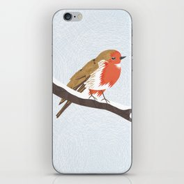 Robin. iPhone Skin