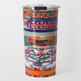 Guatemalan Alfombras Travel Mug