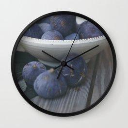 Food photography, fine art, still life, wall art, foodporn, kitchen, cooking, cook, macro photo Wall Clock