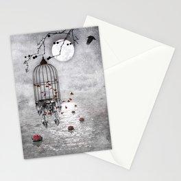 Le vent nous portera .... Stationery Cards