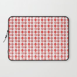 Traffic sign - road sign,road,fingerpost,sign,Car Laptop Sleeve