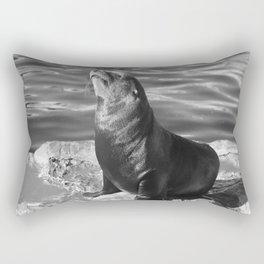 Enjoying Life Rectangular Pillow